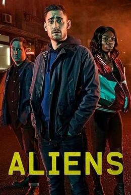Постер фильма Пришельцы (2016)