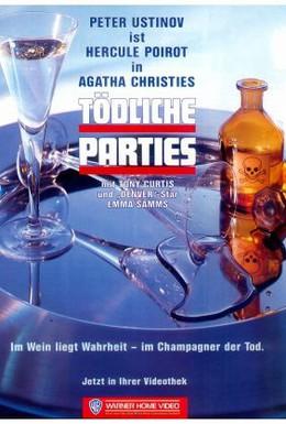 Постер фильма Детективы Агаты Кристи: Убийство в трех актах (1986)