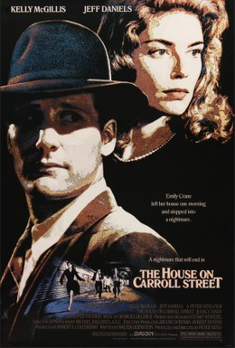 Постер фильма Дом на Кэрролл-стрит (1988)