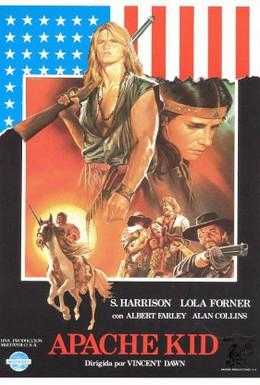 Постер фильма Белый апач (1987)