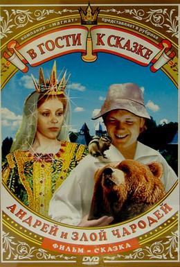 Постер фильма Андрей и злой чародей (1981)