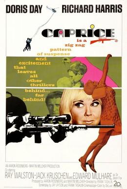 Постер фильма Каприз (1967)