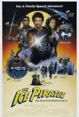 Постер фильма Ледовые пираты (1984)