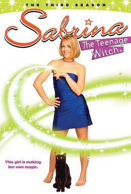 Постер фильма Сабрина – маленькая ведьма (1998)