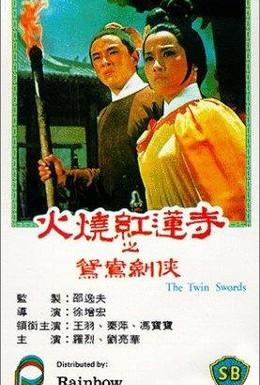 Постер фильма Двойные мечи (1965)