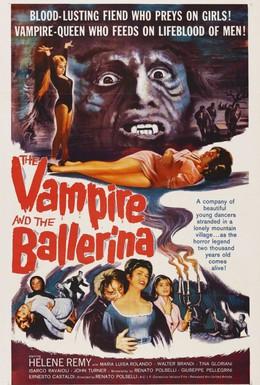 Постер фильма Возлюбленная вампира (1960)