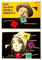 Пан Анатоль ищет миллион (1959)
