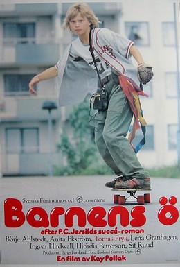 Постер фильма Остров детей (1980)