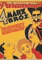 Обезьяньи проделки (1931)