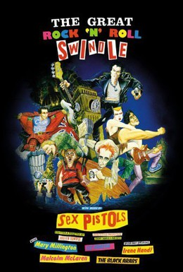 Постер фильма Большое Надувательство Рок-н-ролла (1980)