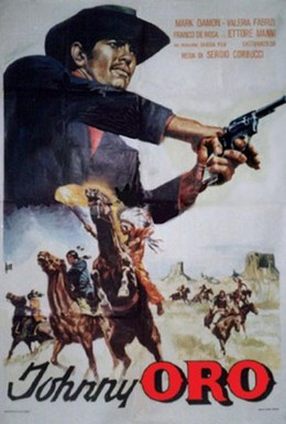Постер фильма Джонни Оро (1966)