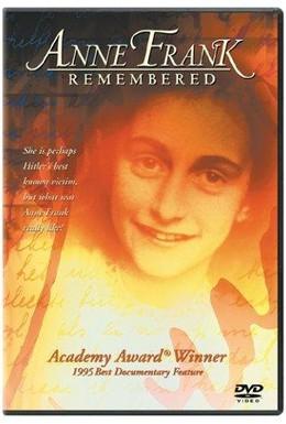 Постер фильма Вспоминая Анну Франк (1995)