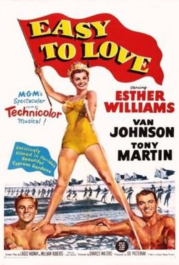 Постер фильма Легко любить (1953)