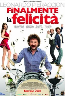 Постер фильма Наконец-то счастлив (2011)