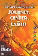 Невероятные путешествия с Жюлем Верном: Путешествие к центру Земли (2001)