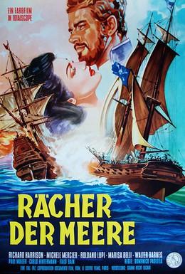 Постер фильма Палач морей (1962)
