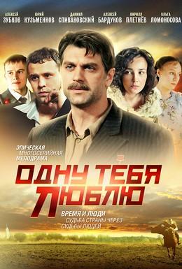 Постер фильма Одну тебя люблю (2009)