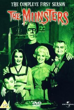 Постер фильма Семейка монстров (1964)