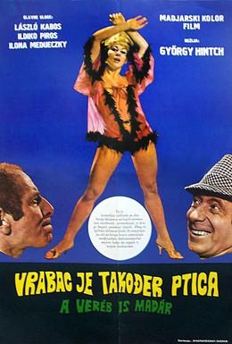 Постер фильма Воробей тоже птица (1969)
