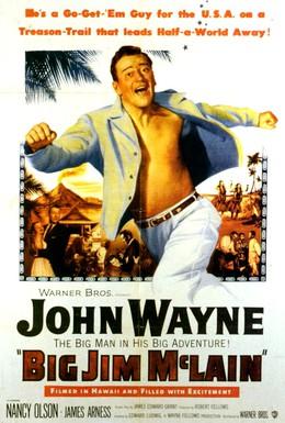 Постер фильма Большой Джим МакЛэйн (1952)