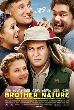Постер фильма Брат-Природа (2016)