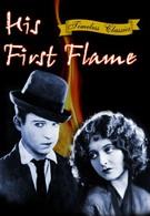 Его первая пламенная страсть (1927)