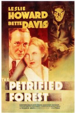 Постер фильма Окаменевший лес (1936)