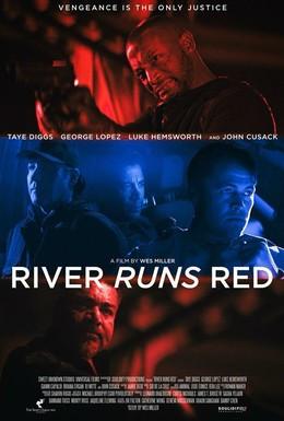 Постер фильма Красная река (2018)