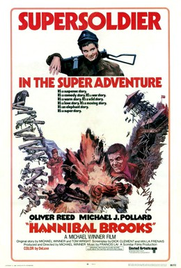 Постер фильма Ганнибал Брукс (1969)