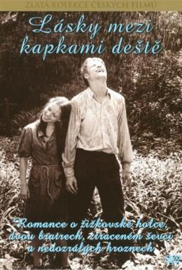 Постер фильма Любовь между каплями дождя (1980)