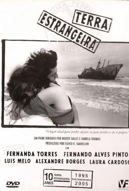 Постер фильма Чужая земля (1995)