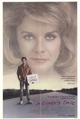 Постер фильма Тигриная история (1987)