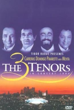 Постер фильма Три тенора. Концерт 1994 (1994)