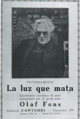 Постер фильма Путь в ночь (1921)