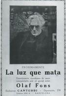 Путь в ночь (1921)
