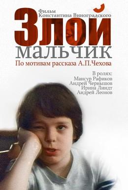 Постер фильма Злой мальчик (2004)