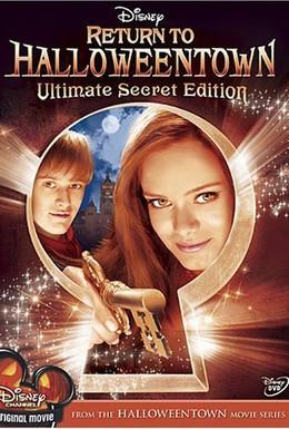 Постер фильма Возвращение в Хеллоуинтаун (2006)