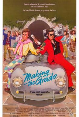 Постер фильма Как закончить школу (1984)