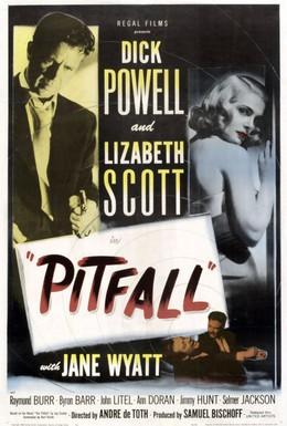 Постер фильма Западня (1948)