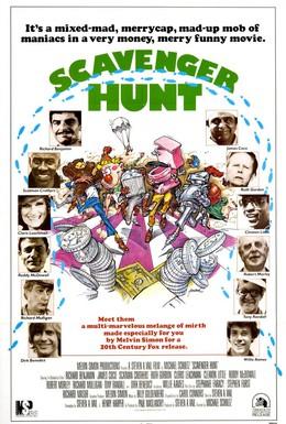 Постер фильма Мусорная охота (1979)