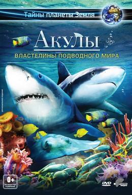 Постер фильма Акулы 3D: Властелины подводного мира (2013)