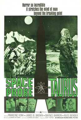 Постер фильма Космический монстр (1965)
