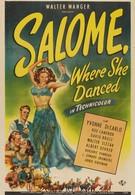 Саломея, которую она танцевала (1945)