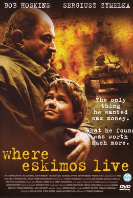 Постер фильма Туда, где живут эскимосы (2002)