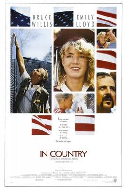 Постер фильма В стране (1989)