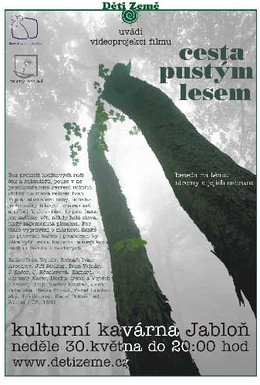 Постер фильма Дорога через заброшенный лес (1997)