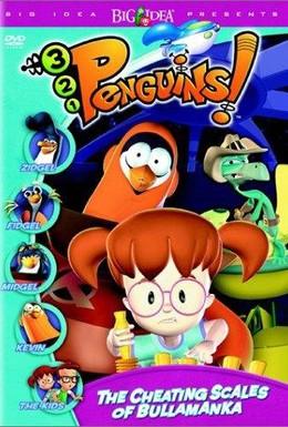 Постер фильма 3-2-1 Пингвины! (2001)