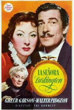 Постер фильма Мисс Паркингтон (1944)