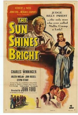 Постер фильма Яркий свет солнца (1953)