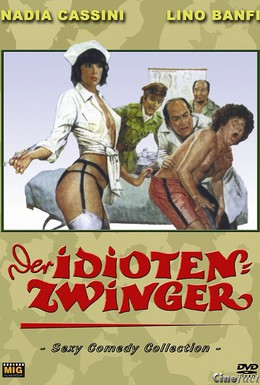 Постер фильма Медсестра в военной палате (1979)
